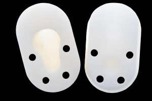 Injection molded ceramic parts to specifications