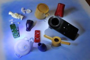 Plastic injection molding for various industries and purposes