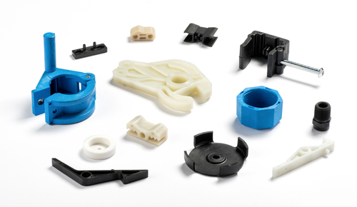 What injection molding processes can be automated